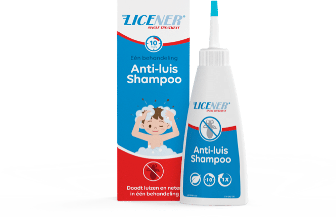 Product foto Licener anti-luis shampoo
